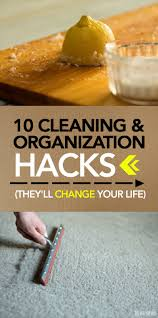 organizing hacks 10 cleaning and organization hacks they u0027ll change your life