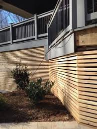 deck skirting ideas new deck u2026 pinteres u2026