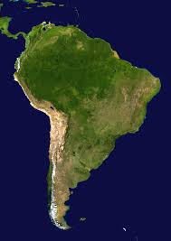 Mexico Central America And South America Map by Geography Of South America Wikipedia