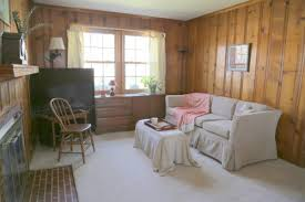 how to decorate wood paneling designing around knotty pine wood paneling the decorologist