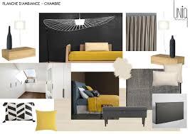 ambiance de chambre décoration d une chambre dans une maison moderne planche d