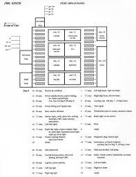 bmw e24 fuse box diagram bmw wiring diagrams instruction