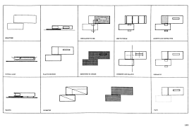 Modern Architecture Floor Plans Architectural Ruminations March 2013 Esquemas Pinterest