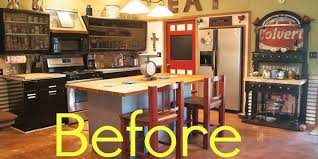 kitchen makeover ideas before and after rustic kitchen makeover house makeover ideas