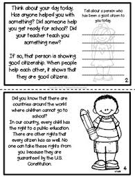 Printable Activity Book Citizenship Printable Activity Book Rights And Responsibilities