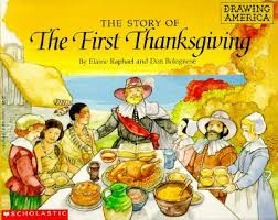 the story of the thanksgiving by elaine raphael don