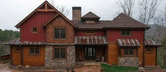 Craftsman Cabin by About Our Hybrid And Craftsman Style Log Homes