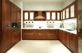 dark wood kitchen cabinets wood cabinets house of designs