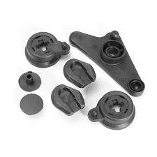 engine intake manifold air flap runner repair kit for mercedes c