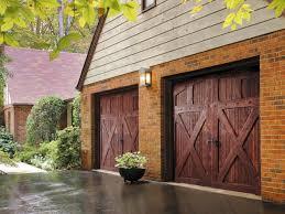 garage door roll up garage door happy wood builder home design