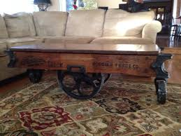nutting cart coffee table rascalartsnyc