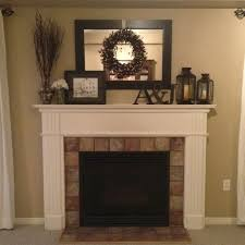 Fascinating How To Decorate Fireplace Mantel Ideas 38 line