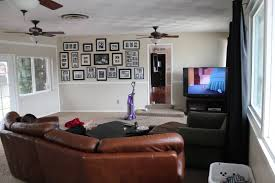 How Big Should Tv Be For Living Room Remodelaholic Living Room Renovation With Diy Entertainment