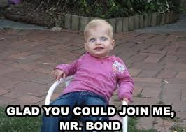 Grown Baby Meme - 12 babies who will probably grow up to become supervillains