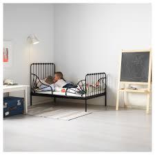 Slatted Bed Frames Bed Frames Slakt Frame With Slatted Base White Slakt Cm Ikea Spr