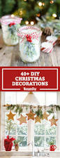 43 easy diy christmas decorations homemade ideas for holiday