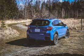 subaru xv off road review 2016 subaru crosstrek canadian auto review