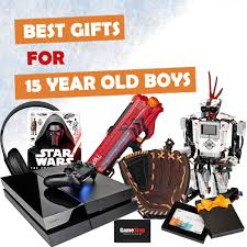 gifts for 15 year boys boys personality types and year