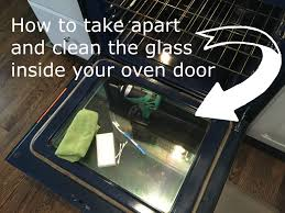 how to deep clean oven i dream of clean organized simple