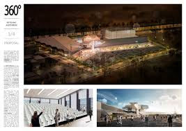 Home And Design Expo Centre by Kip Island Auditorium Competition Winners