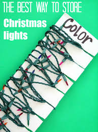 how to store christmas lights the best storage solution for your christmas lights