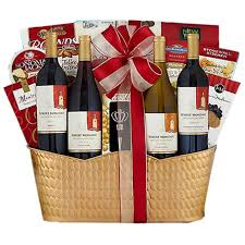 wine gifts delivered send wine gifts basket hers delivery to united states