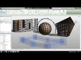 revit tutorial beginner 1 bim revit adaptive component 01 basic modeling an introduction