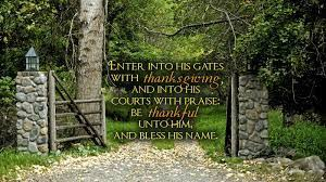 do not enter his presence empty handed purposeful inspiration