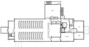 church floor plan designs house plans