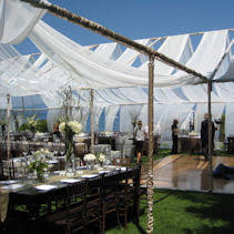 Wedding Drapes For Rent All Occasion Rentals Rental Tents Canopies And Umbrellas