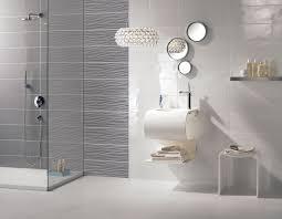 carrelage mural gris design salle de bains flavia espace aubade