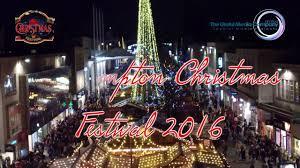 southampton christmas festival 2016 youtube