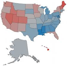 happiest states geography of happiness nat geo education blog