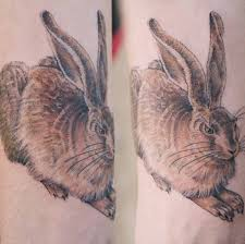 34 inspirational easter bunny tattoo ideas to mark the new