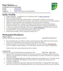 Accomplishments Resume Sample by Project Management Cv Tansformation Arraspeople