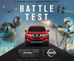 nissan rogue one star wars star wars nissan rogue one vr poster cleanmpg
