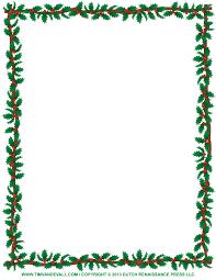 free clip art christmas borders 20824