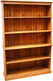 Basic Wood Bookshelf Plans by Bookcases Ideas Furniture In The Raw Basic Wooden Bookcases
