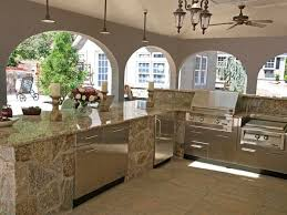 stainless steel outdoor kitchen cabinets outdoor kitchen plans hac0 com