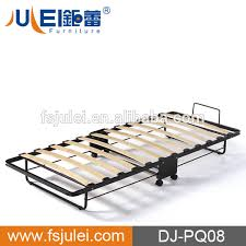 Folding Rollaway Bed Strong Portable Folding Rollaway Bed With Wooden Slats Buy