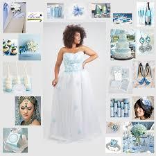 Baby Blue Wedding Decoration Ideas Blue And White Wedding Theme Ideas