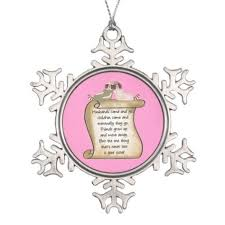 Sister Poem Holiday Snowflake Ornament 50 Off Ornaments And More
