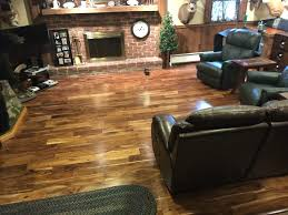 Natural Acacia Wood Flooring 1 2