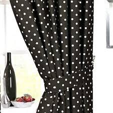 Black Polka Dot Curtains Black Polka Dot Curtains Black Black And White Polka Dot Sheer