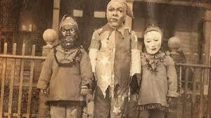 creepy costumes 13 of the most terrifying costumes you ll see