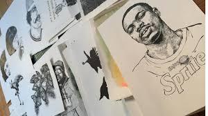 meet the real life artist behind the drawings in key u0026 peele u0027s