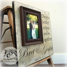 personalized wedding photo frame wedding gift view photo frame wedding gift idea best wedding