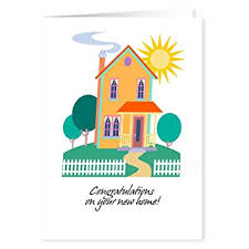 congratulations on new card congratulations on your new home card pack 18 cards