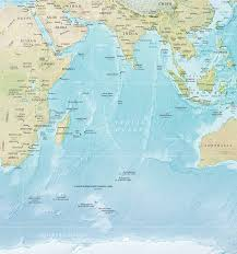 African Countries Map Map Of Indian Ocean Islands Countries