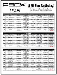 printable workout plan calendar p90x classic workout schedule i ve been looking for this lost mine